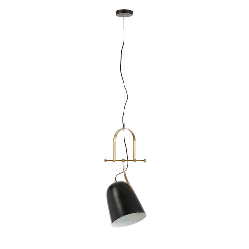 Casper Handle Pendant Light - Black