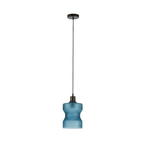Frank Glass Pendant Light - Blue