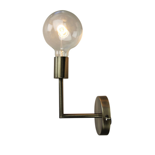 Chelsea Wall Light Brass