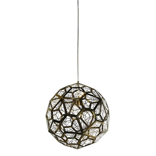 Net Pendant Light - Gold