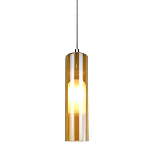 Fluto Glass Tube Pendant Light