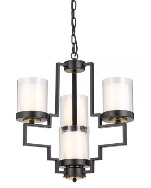 Alvarez 3 Light Candle Chandelier