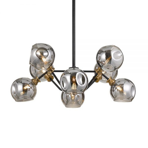 Alien 8 Light Pendant Light
