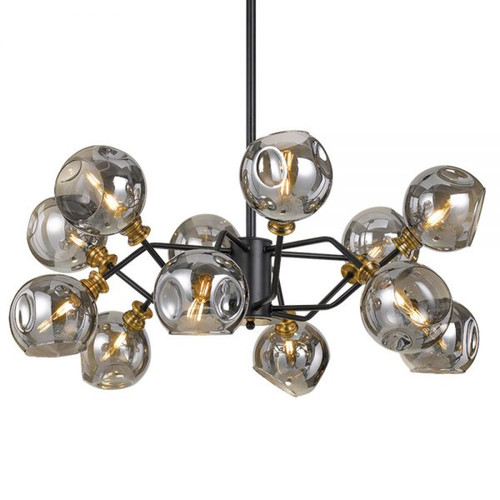 Alien 12 Light Pendant Light