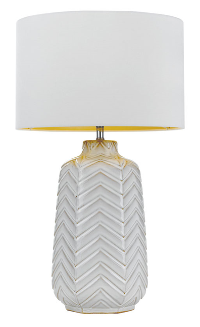 Esmo Ceramic Table Lamp