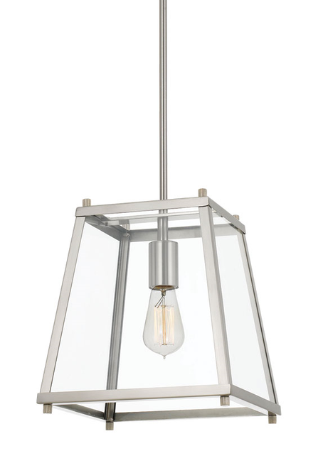 Retro Pop Metal Pendant Light