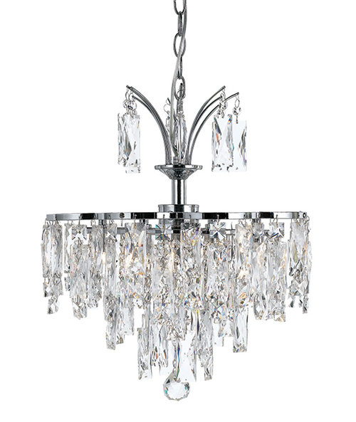 Porto Crystal Chandelier