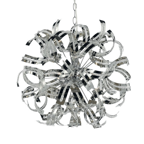 Medusa 8 Light Pendant Light