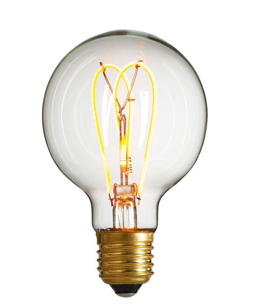 W E27 Globe Bulb