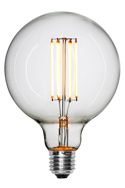Straight E27 2W Bulb