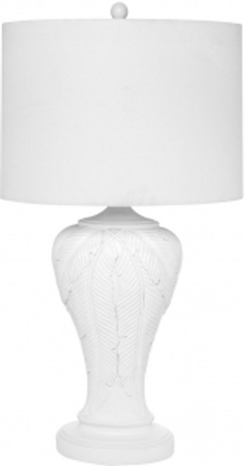 Martinique Table Lamp - White