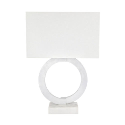 Olympic Silver Table Lamp