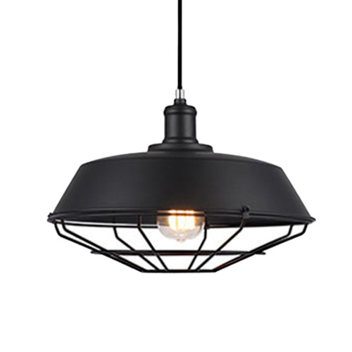 Upper Industrial Hanging Pendant Lamp