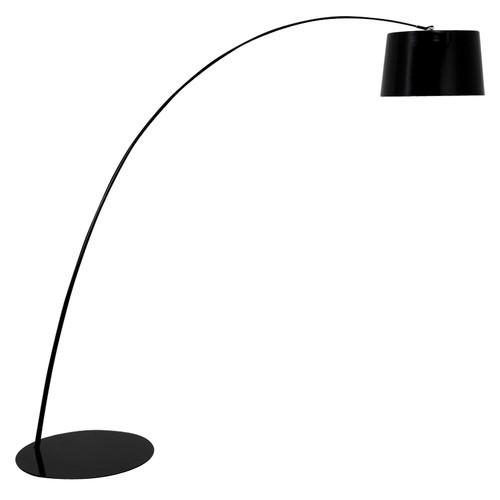 Replica Twiggy Floor Lamp - Gloss Black