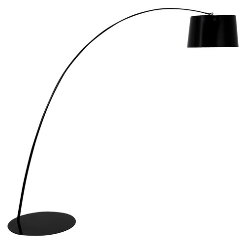 Replica Twiggy Floor Lamp - Gloss Black