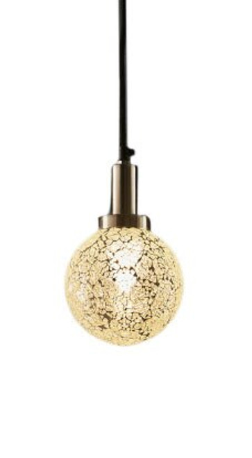 Nari Small Globe Pendant Light