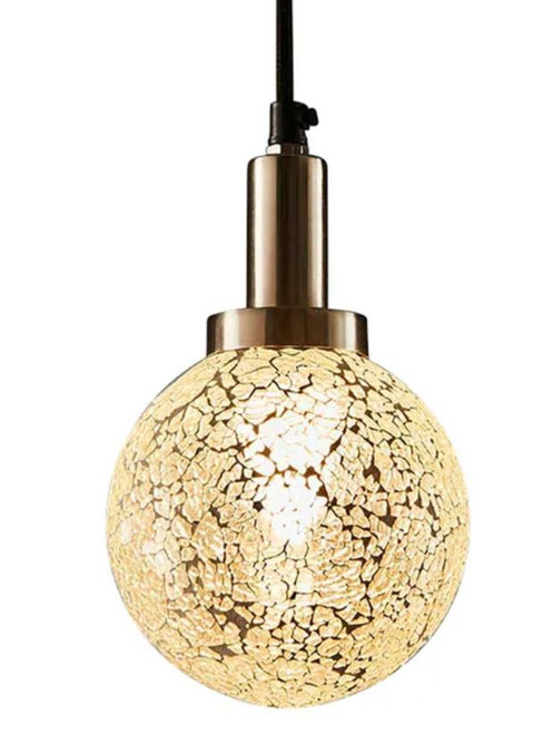 Nari Small Globe Pendant Light