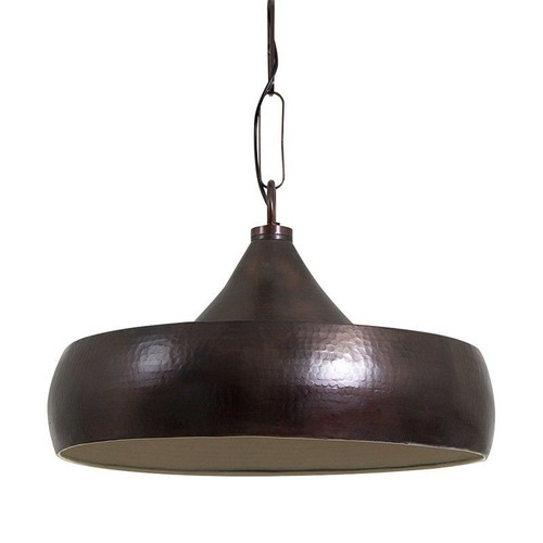 Lamonte Dark Brass Hanging Lamp