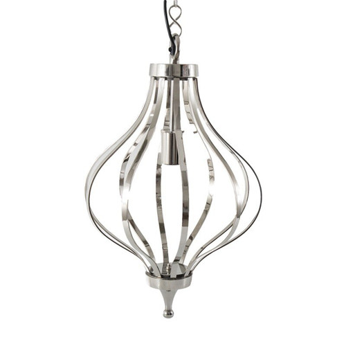 Wategos Nickel Hanging Lamp