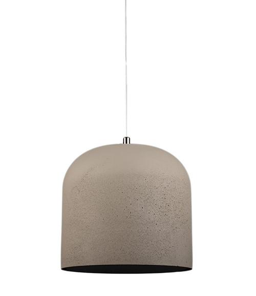 Large Cylinder Concrete Cement Pendant Light