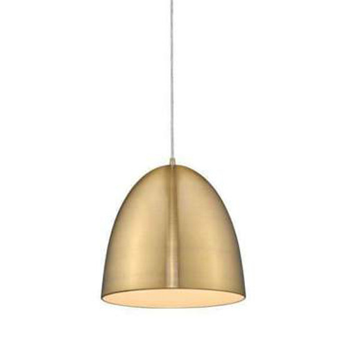 Melody Brass Pendant Light