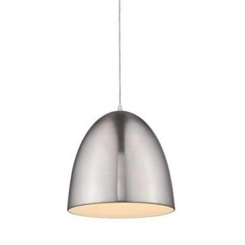 Melody Nickel Pendant Light