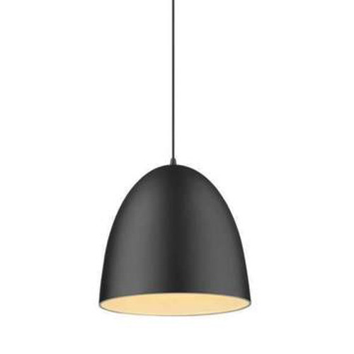 Melody Black Pendant Light