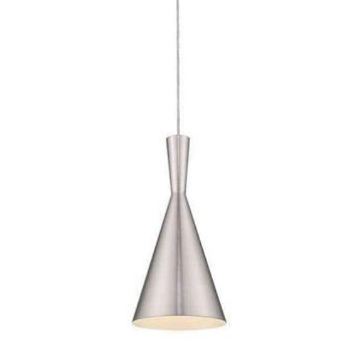 Ruby Nickel Pendant Light