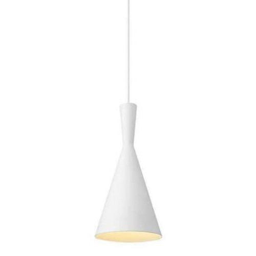 Ruby White Pendant Light