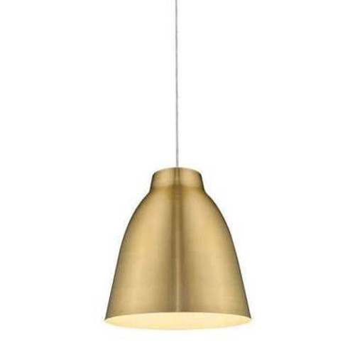 Zoey Brass Pendant Light