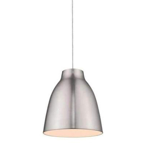Zoey Nickel Pendant Light