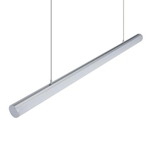Pipe Linear Aluminum Pendant Light
