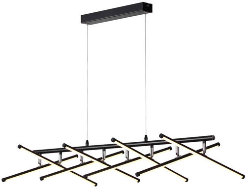Metrix 8 Light Pendant Light