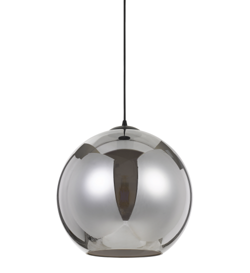 Bondy Black Smoke Pendant Light