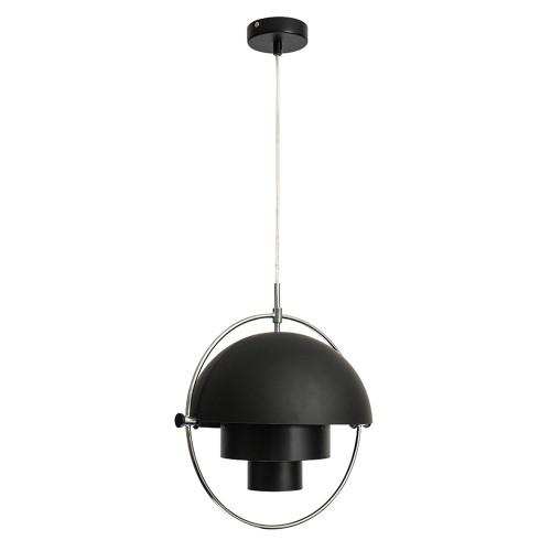 Ambrose Contemporary Pendant Light Black