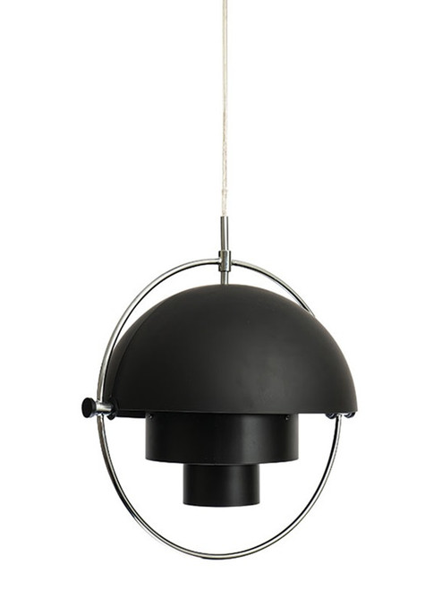 Ambrose Contemporary Pendant Light Black