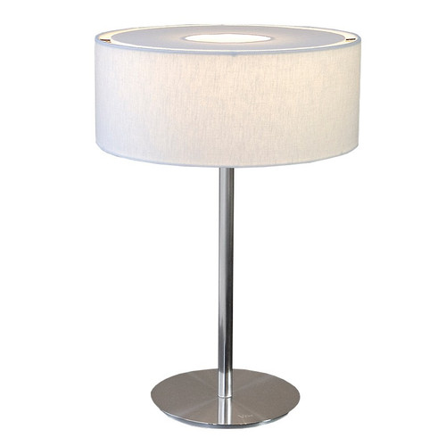Ola Linen Table Lamp