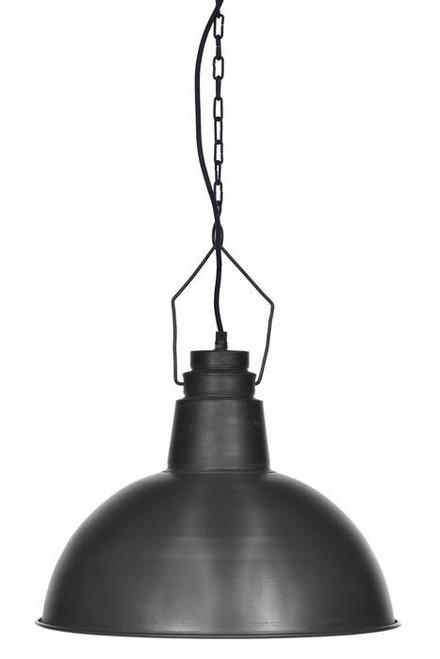 Napean Raw Iron Dome Pendant Light