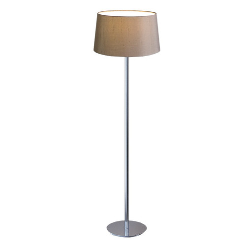 Ola Sepia Brown Floor Lamp