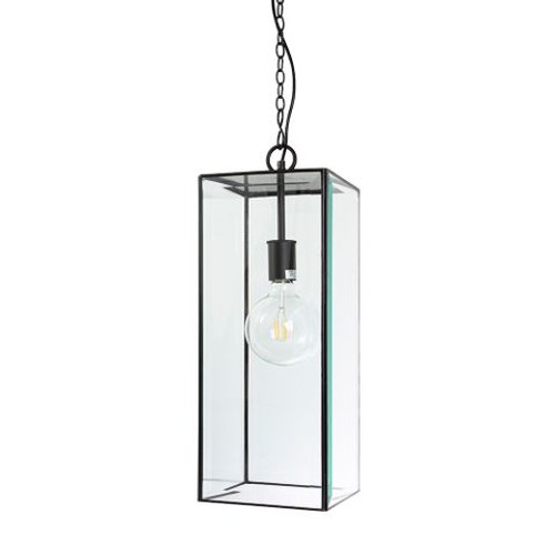 Serene Glass Pendant Light