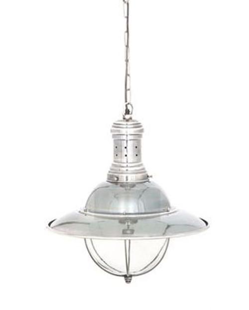 Marine Silver Hanging Lamp