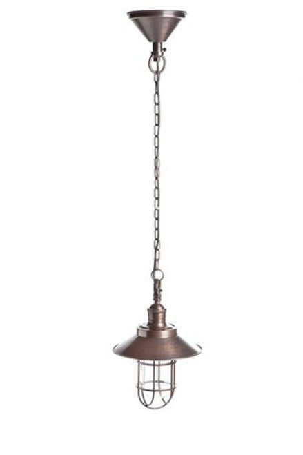 Maine Overhead Bronze Pendant Light
