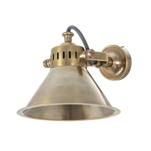 Mont Silver Wall Lamp