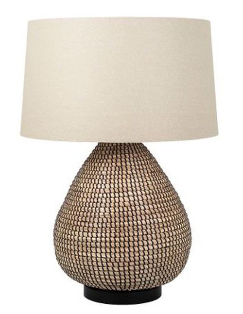 Kennedy Brown Table Lamp