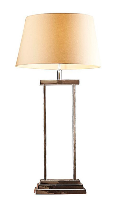 Bondi Nickel Table Lamp