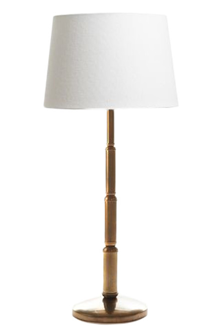 Chapman Antique Brass Table Lamp