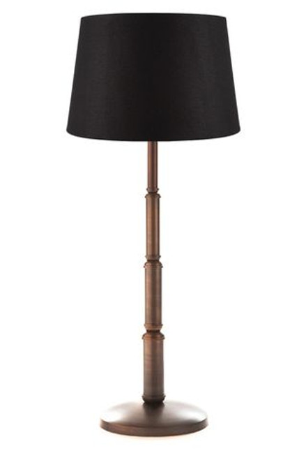 Chapman Dark Brass Table Lamp
