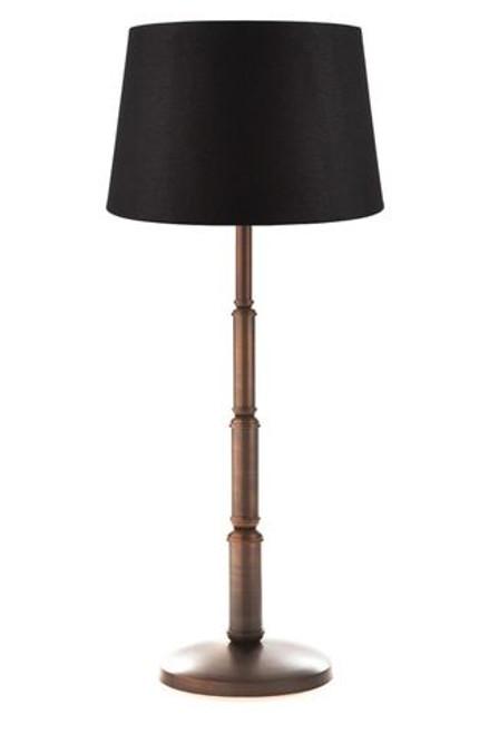 Chapman Dark Brass Table Lamp