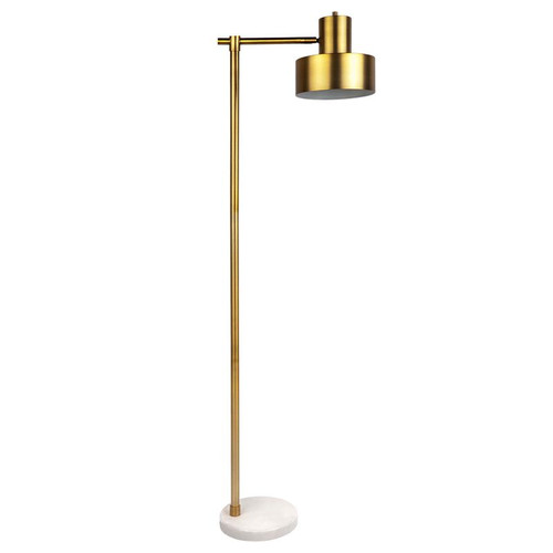 Marley Gold Floor Lamp