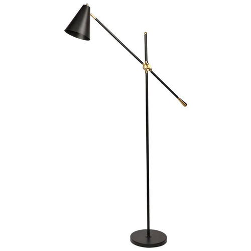 Zara Black FLoor Lamp